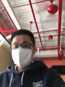 【感染予防対策へのお願い】