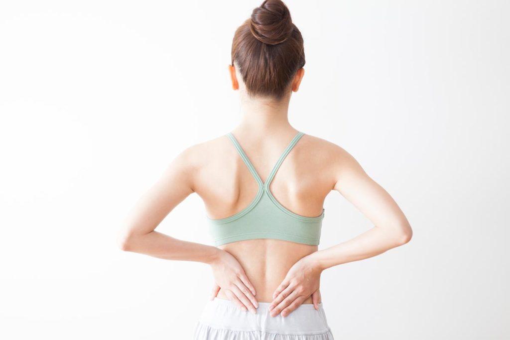痩せる体作りは姿勢から①