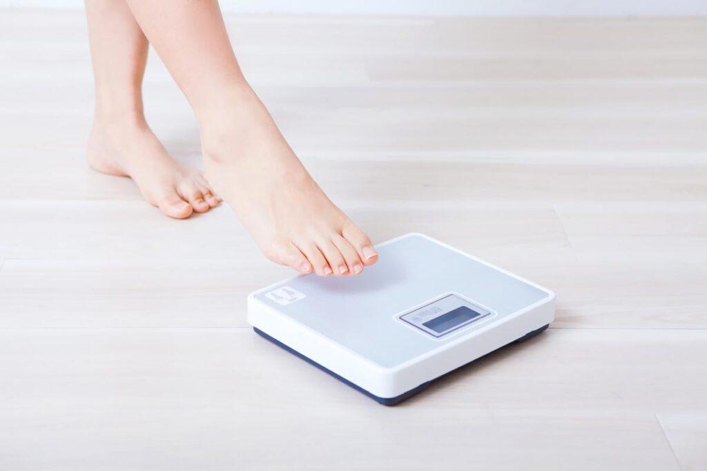 ダイエットをしたら主にどのような順番で痩せるのか